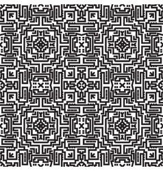 Abstract lines seamless pattern Modern stylish vector