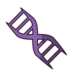 ribbon cancer symbol vector image