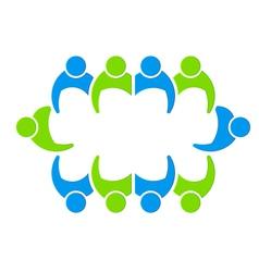 Directory Team vector image vector image