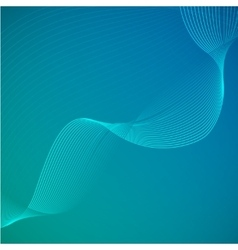 Blue contemporary background vector