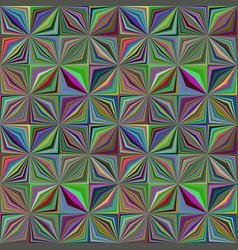 Colorful geometric stripe pattern - tile mosaic vector