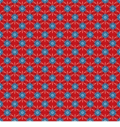 Colorful Seamless Pattern Background vector image