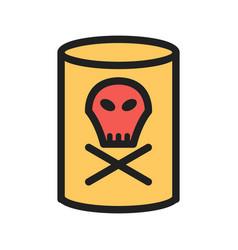 Dangerous chemical vector