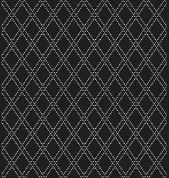 modern seamless pattern vector image