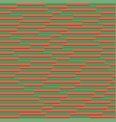 seamless gradient tubing contrast pattern vector image