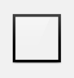 Square Photo Frame vector