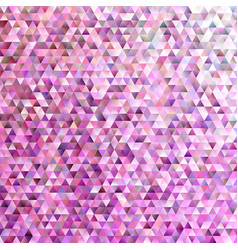 geometric polygonal regular triangle tile vector image
