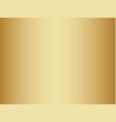 golden gradient bacground vector image