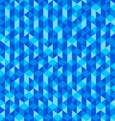Blue Triangles - Background vector