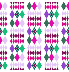 carnival pattern vector image
