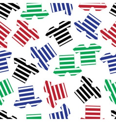 Color navy t-shirts pattern eps10 vector