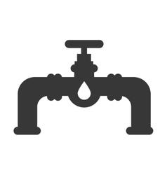 Tap liquid water oil vector