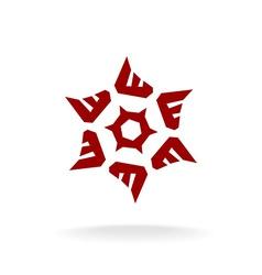 Abstract business logo design template vector