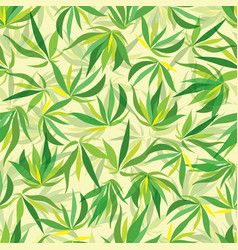 leaves pattern 1-02 vector image