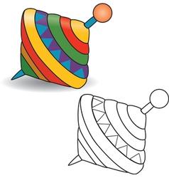 Whirligig vector