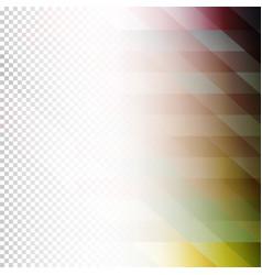 Abstract hexagon background technology polygonal vector