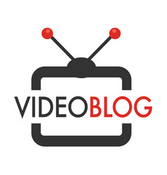 Blog broadcasting multimedia source with old vector