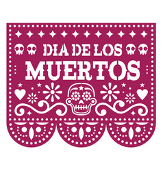 christmas scandinavian folk art pattern vector image