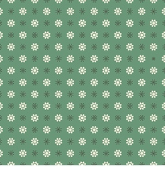 Clean Simple White Graphic Seamless Pattern vector image