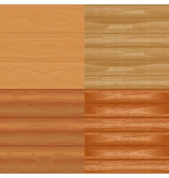 patterns texture wood vector image