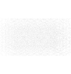 seamless texture white cloth curly lines vector image