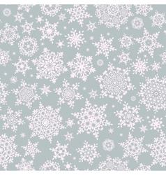 Christmas seamless pattern EPS 10 vector image