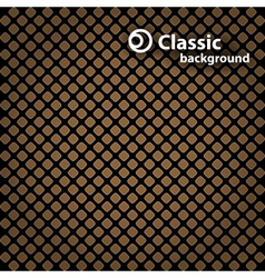 Classic Pattern for Background vector image