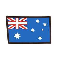 Icon australia vector