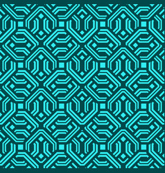 seamless background abstract geometric pattern vector image