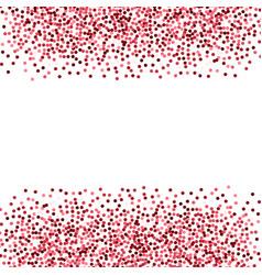 Sparkling background pink glitter explosion for vector