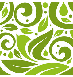organic bird background detailed vector image