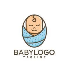 balogo design stock vector image