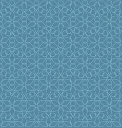 Neutral seamless linear geometric pattern vector
