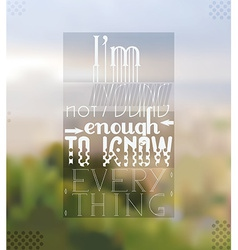 Quote vector image