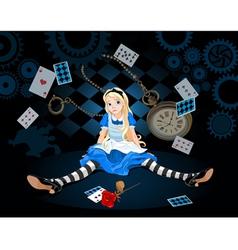 Alice in surprise vector