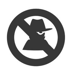 Thief blocked security vector