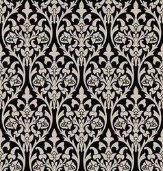 Victorian style pattern vector image vector image