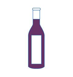 Drink bottle beverage vector