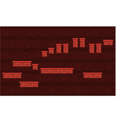 Game background style collection vector