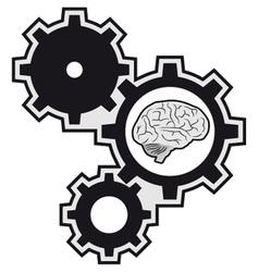 Psychology symbol vector