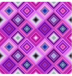purple abstract diagonal square mosaic pattern vector image