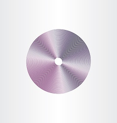 dvd compact disc cd background vector image