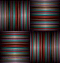 woven stripes textures vector image vector image