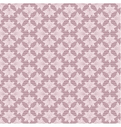 Seamless floral lacy background vector