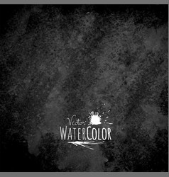 abstract hand drawn black and white vector image vector image