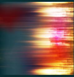glitch background digital signal error vector image vector image