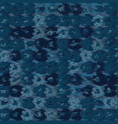 Classic blue blurred texture seamless vector