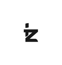 Letter t e logo designs inspiration isolated on vector