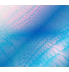 web page background blue vector image