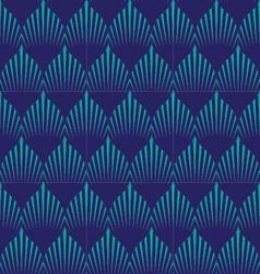 japan wave patternGeometric stylish background vector image vector image